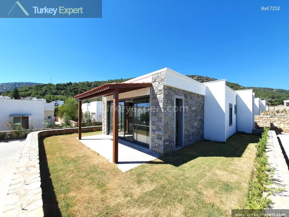 detached homes in bodrum for1