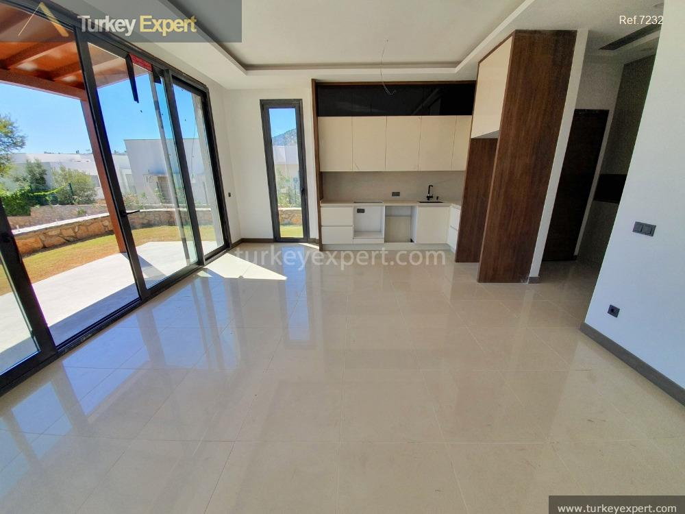 detached homes in bodrum for5