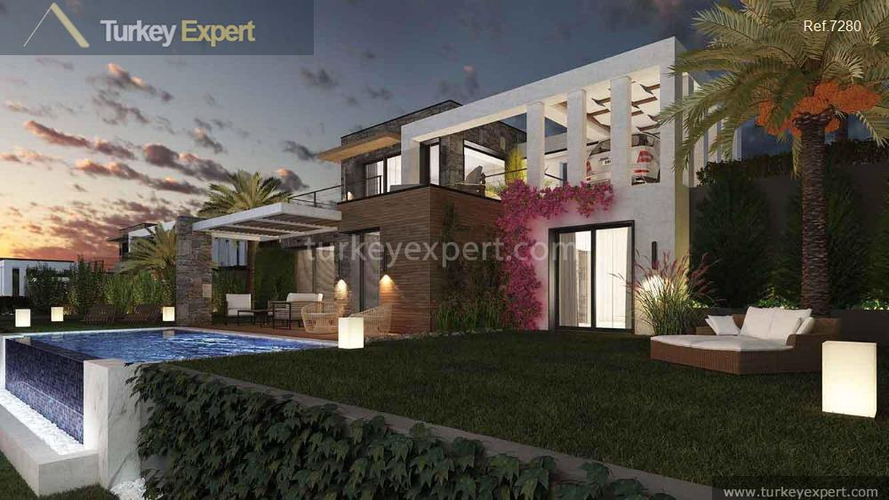 independent seaview villas with private13
