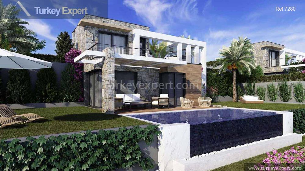 independent seaview villas with private6