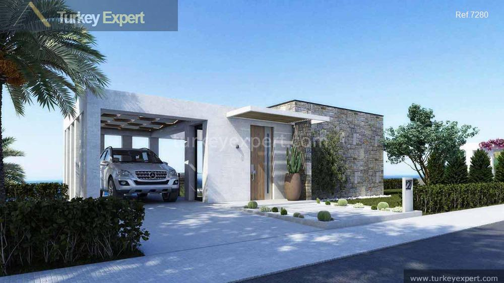 independent seaview villas with private8