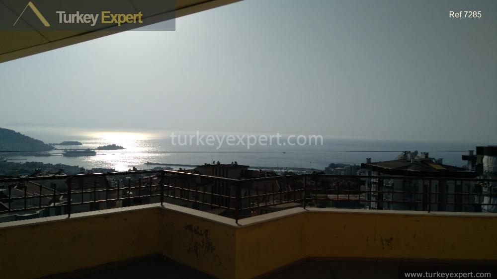 1sea view penthouse apartment in27