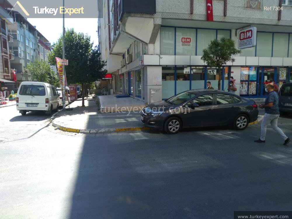 1supermarket for sale istanbul with4