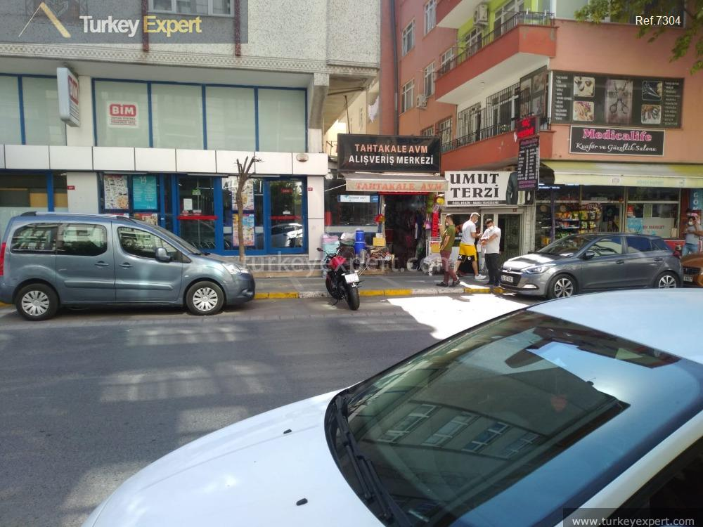 supermarket for sale istanbul with3