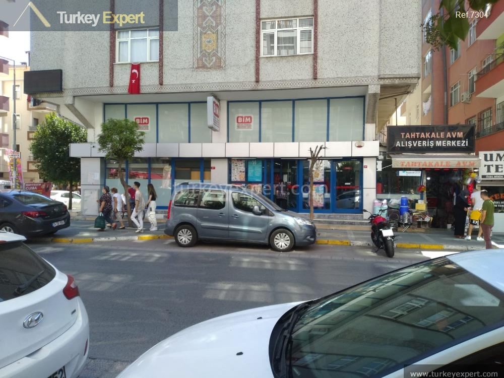 supermarket for sale istanbul with5