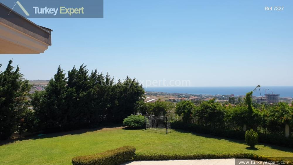 large detached villa with sea5