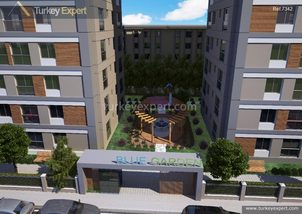 ready title deeds apartments in5