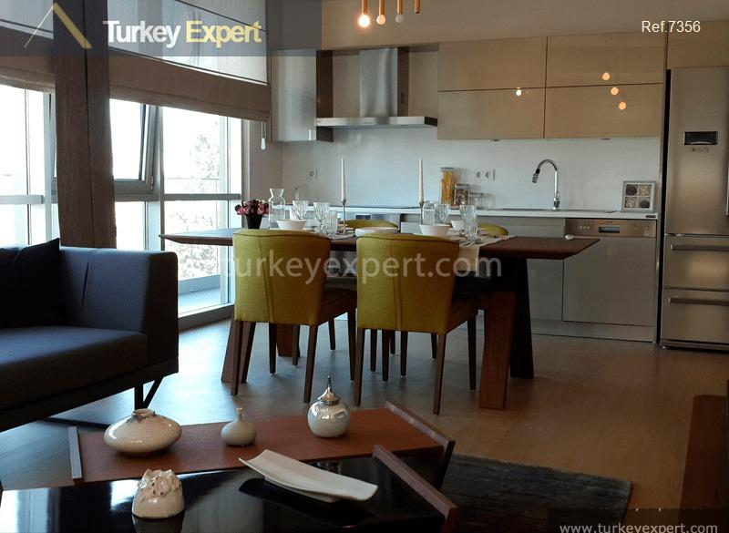 apartments in kadikoy close to1