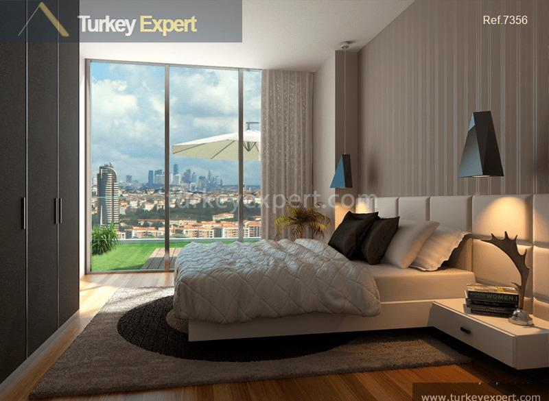 apartments in kadikoy close to3