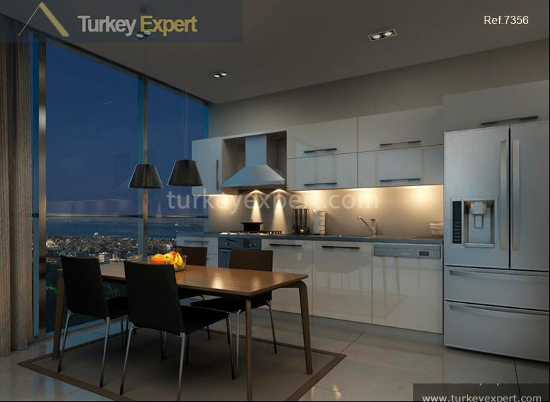 apartments in kadikoy close to5