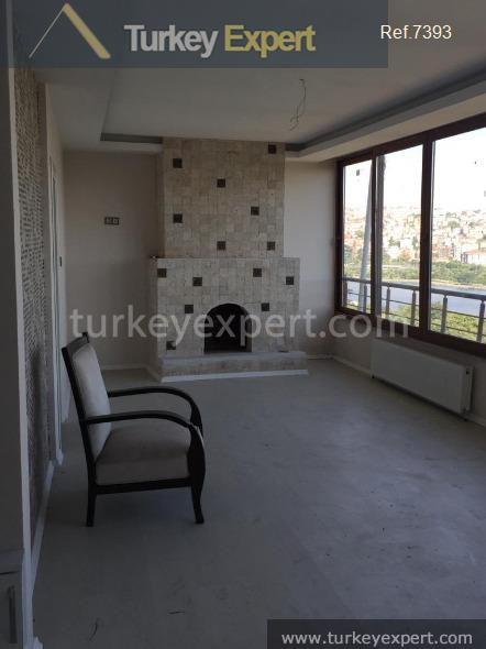 duplex apartment in eyup for3