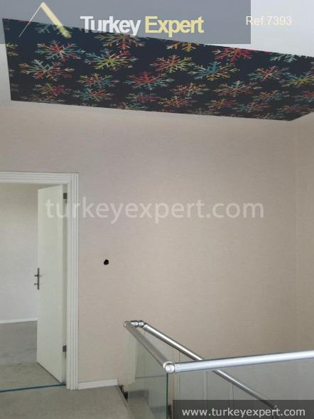 duplex apartment in eyup for4