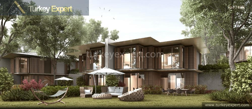 triplex and duplex villas in10