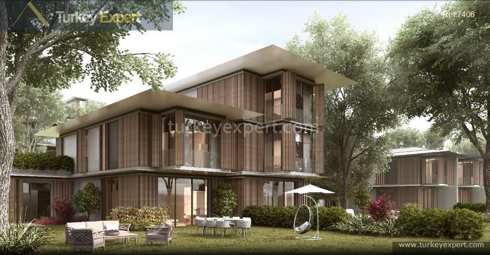 triplex and duplex villas in13