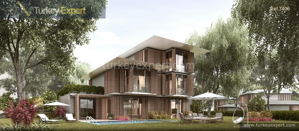 triplex and duplex villas in14