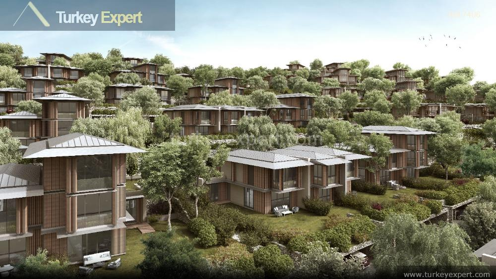 triplex and duplex villas in26