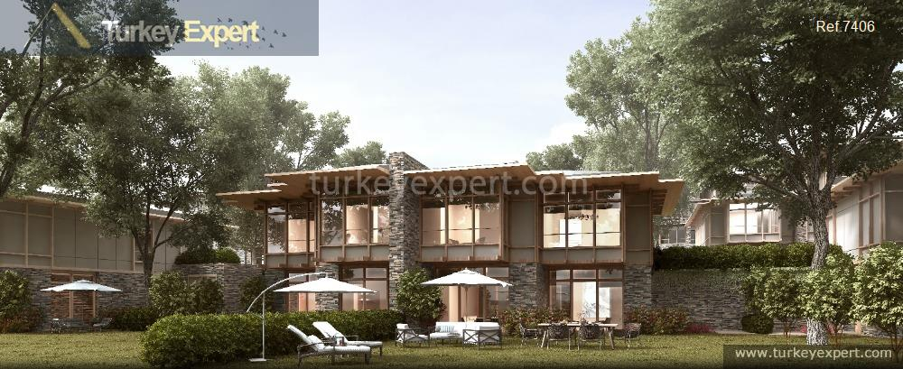 triplex and duplex villas in6