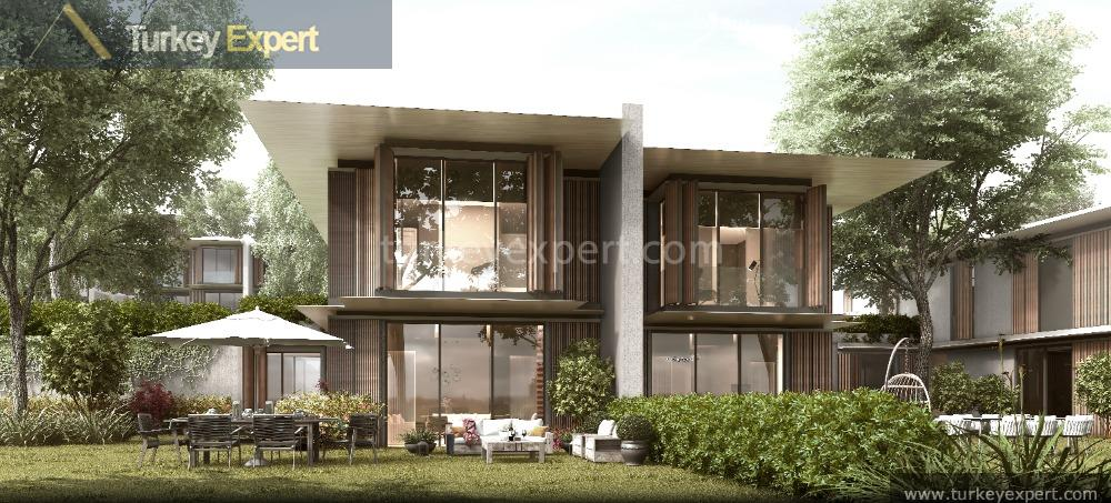 triplex and duplex villas in8