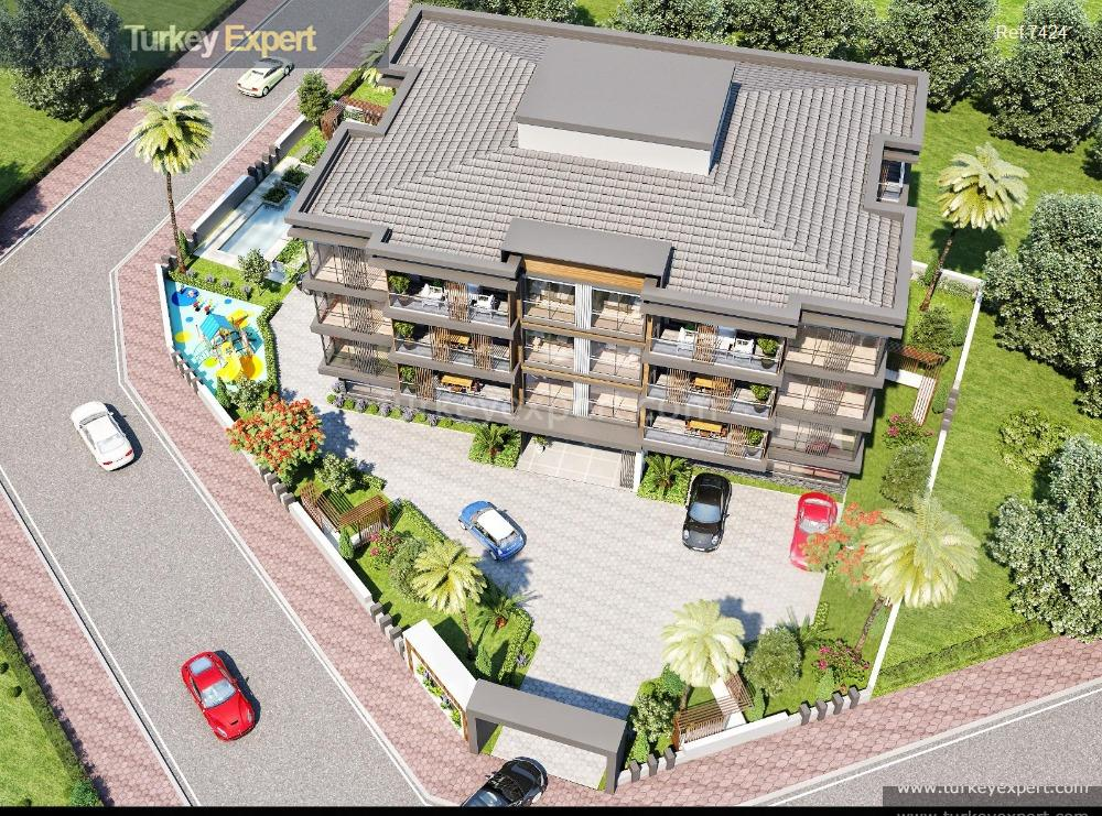 new residential apartment project near10