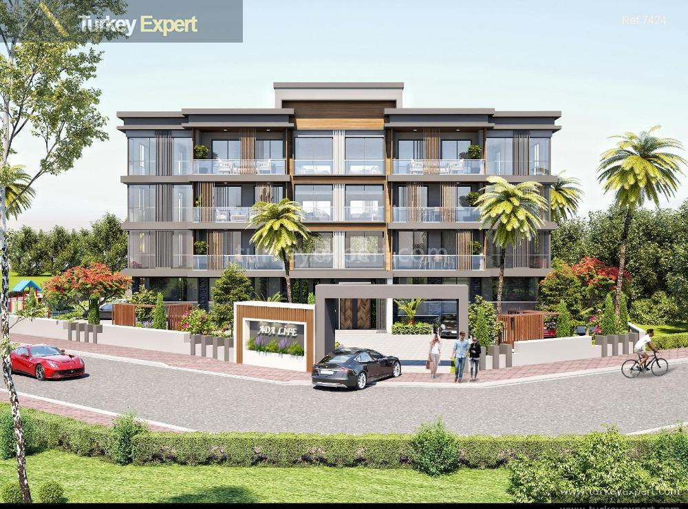 new residential apartment project near11