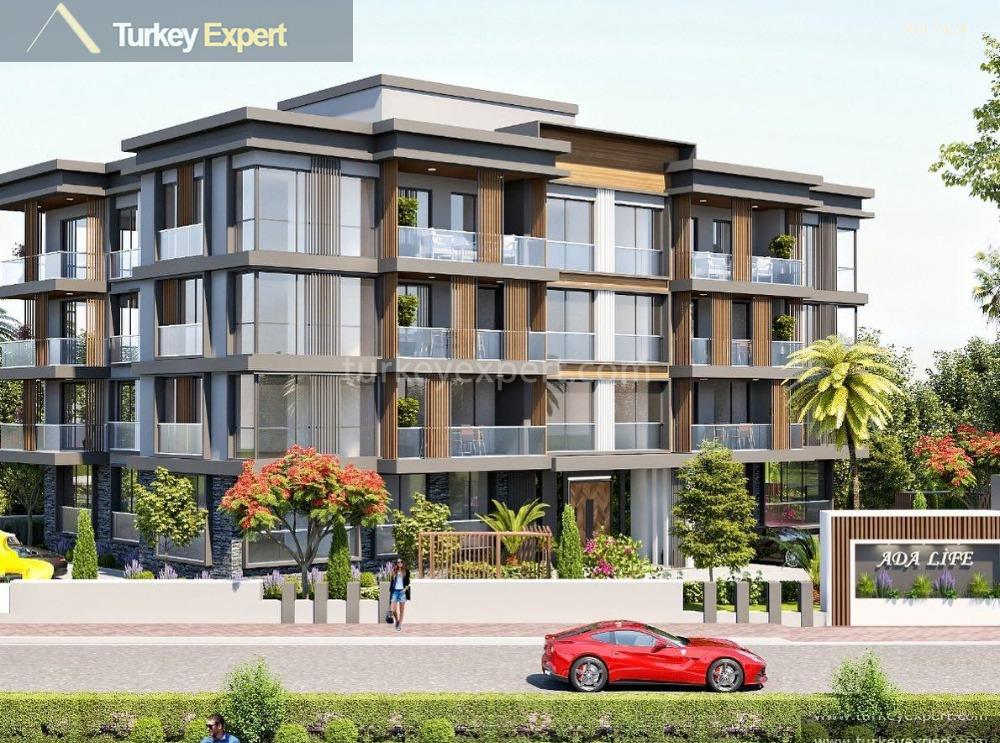 new residential apartment project near30