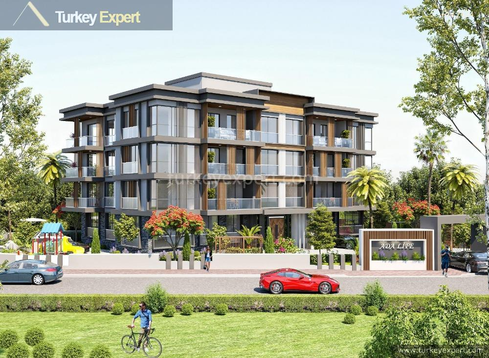 new residential apartment project near8