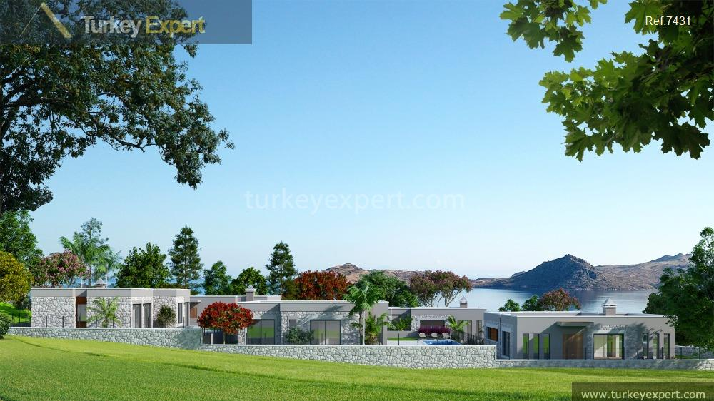 very spacious villa with private18