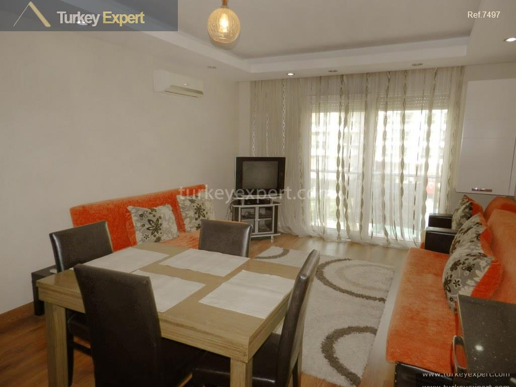 furnished apartment for sale in14.