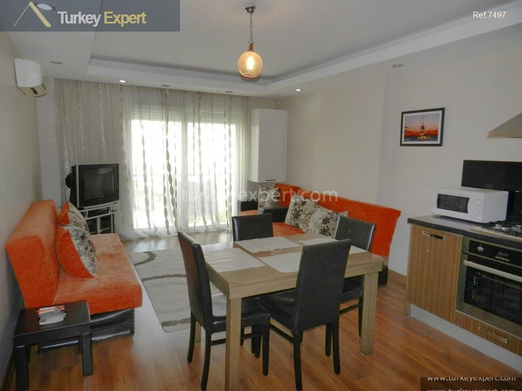 furnished apartment for sale in16.