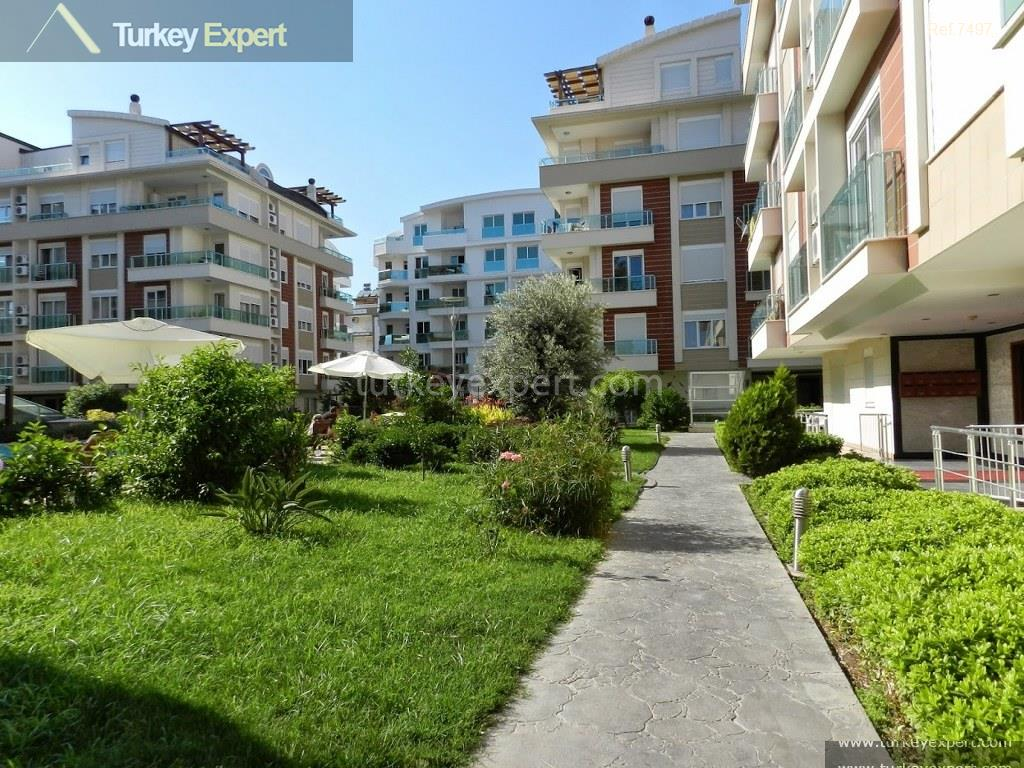 furnished apartment for sale in18.