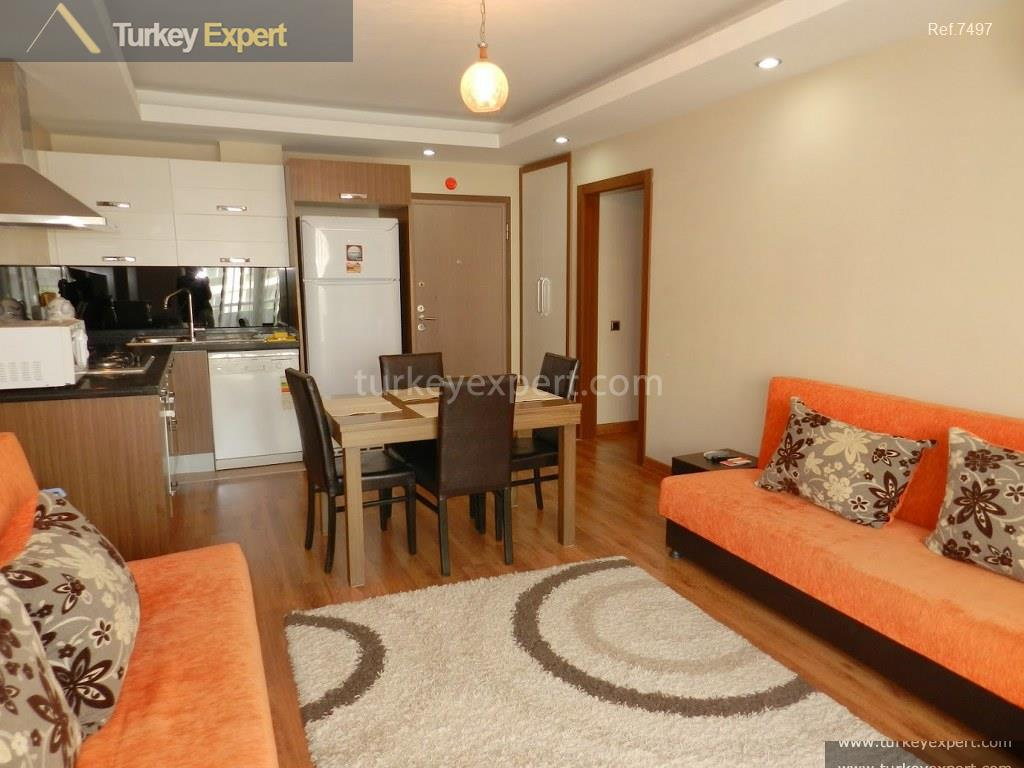furnished apartment for sale in19.