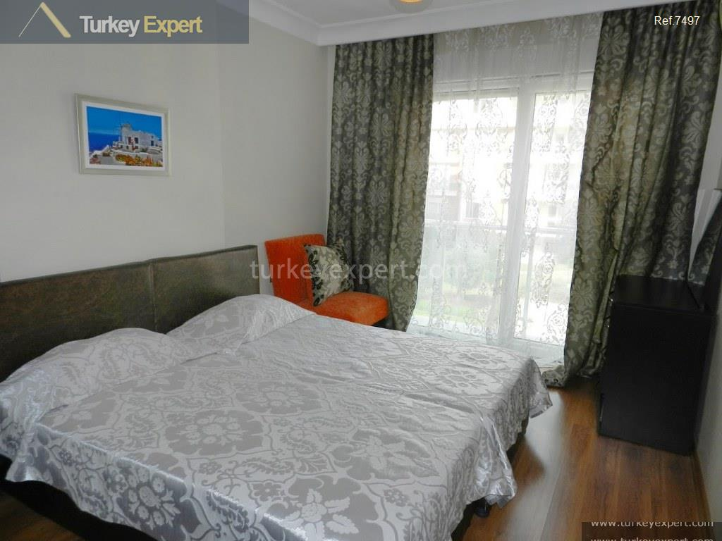 furnished apartment for sale in22.