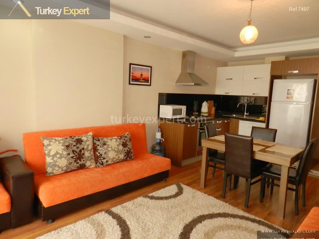 furnished apartment for sale in29.