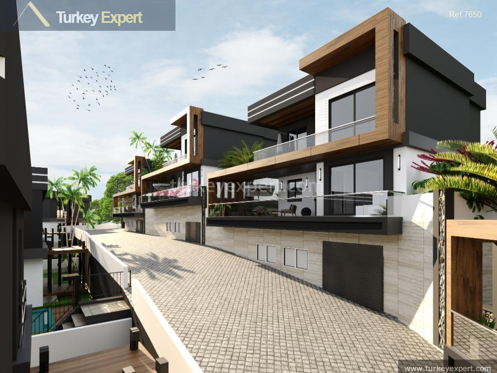 modern villas with private pool11