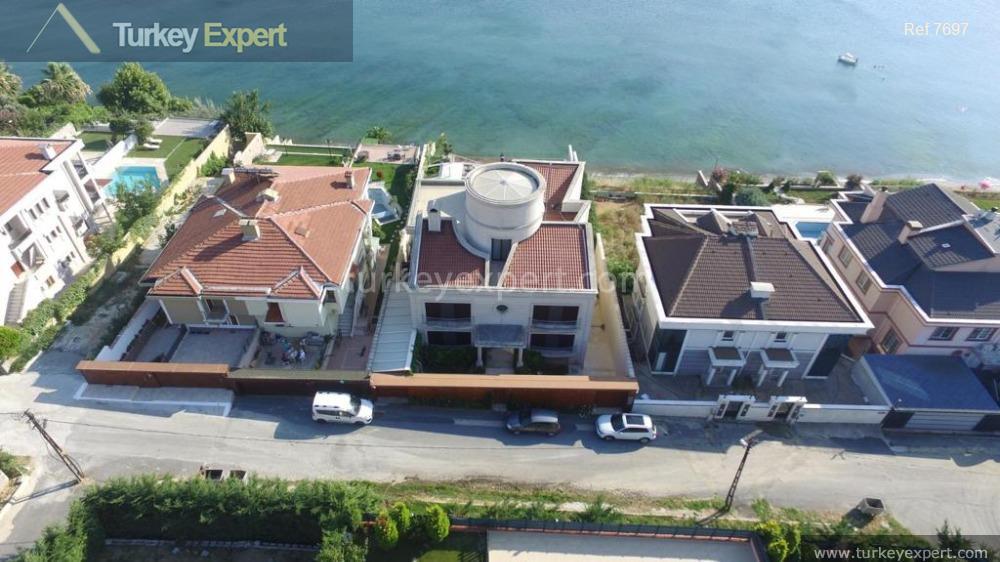 Продажа вилл на берегу моря цена недвижимость в греции