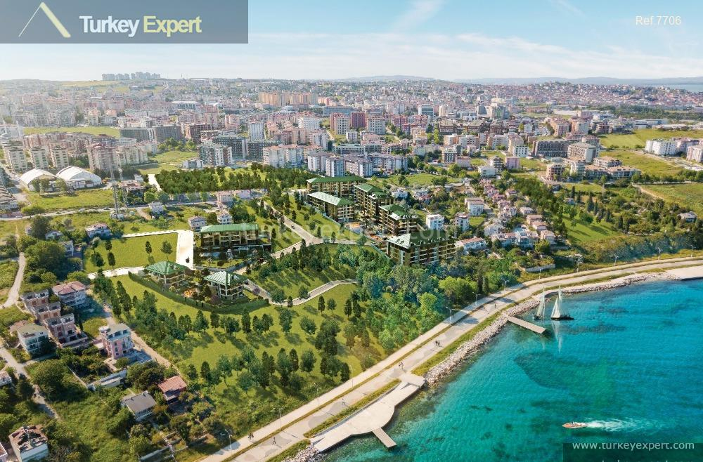 1beachfront project in buyukcekmece for12