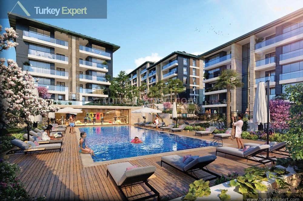 beachfront project in buyukcekmece for1