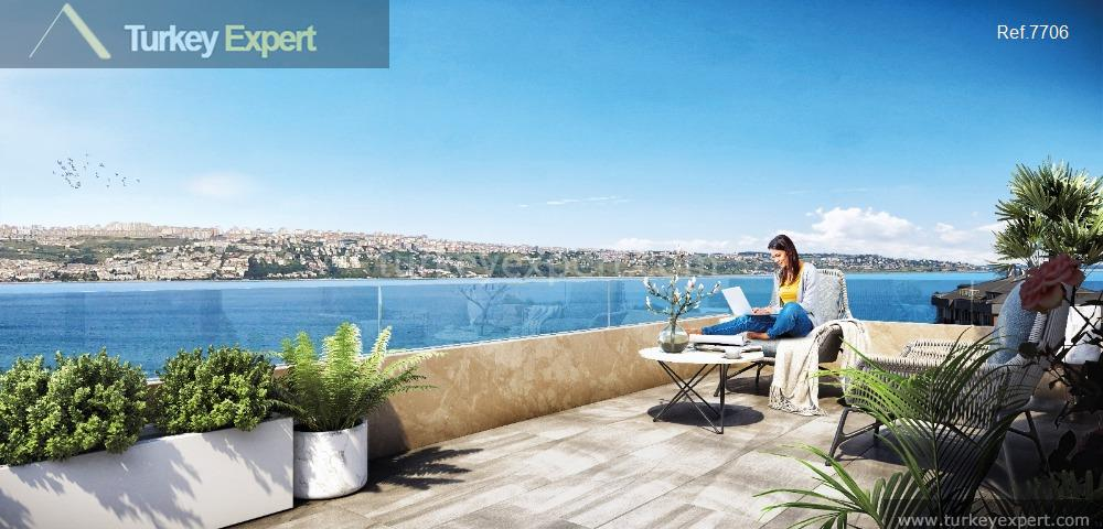 beachfront project in buyukcekmece for15