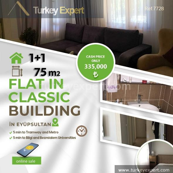 apartment for sale in istanbul1