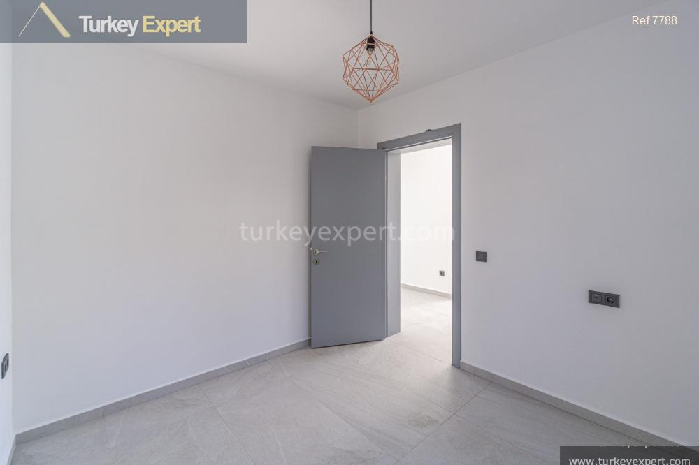 detached villa in bodrum with2