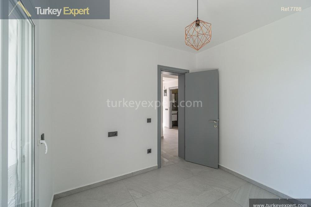 detached villa in bodrum with5