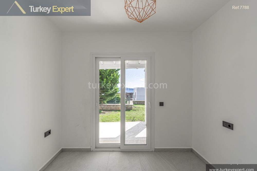 detached villa in bodrum with7