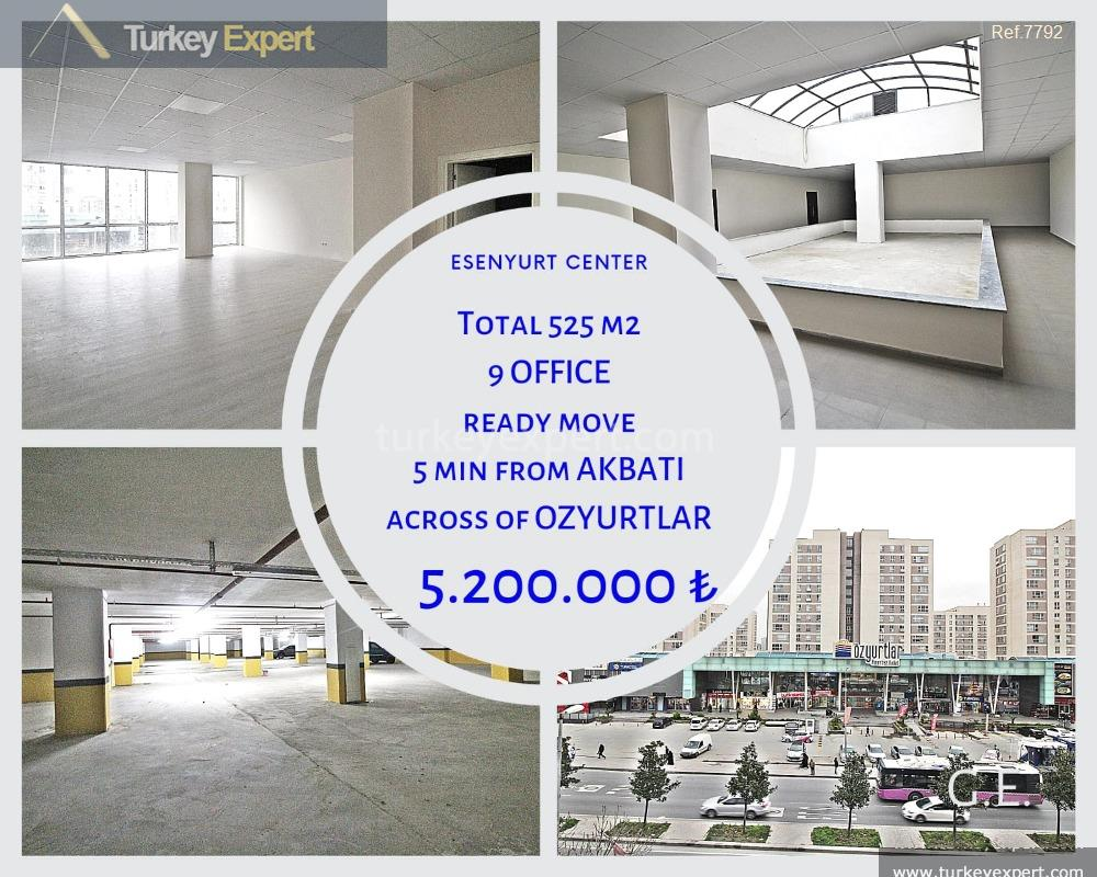 19 offices for sale in istanbul1