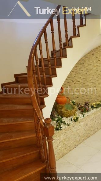 convenient detached house for sale istanbul14