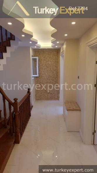 convenient detached house for sale istanbul19