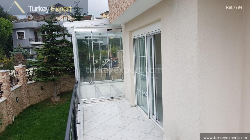 convenient detached house for sale istanbul4