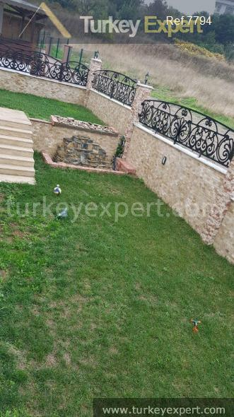 convenient detached house for sale istanbul5
