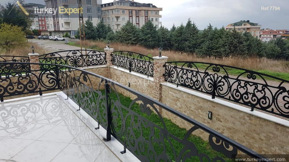 convenient detached house for sale istanbul6