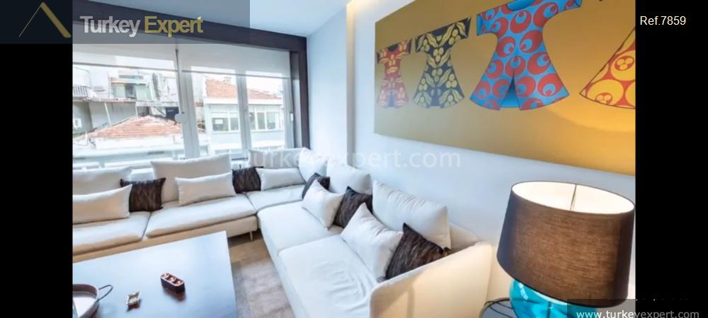 1furnished apartment in nisantasi sisli1