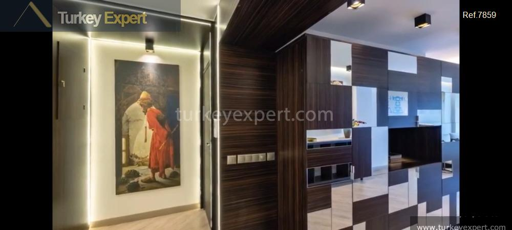 furnished apartment in nisantasi sisli13